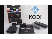 Amazon Firestick Fully Loaded with Latest Kodi 17