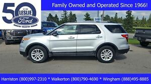 2014 Ford Explorer XLT 4WD | Remote Start | One Owner