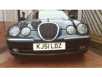 Jaguar S type - Stunning Example of luxury and class! BARGAIN!