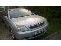 vauxhall vectra 05 plate for sale