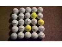 Pinnacle Golf Balls (25No)