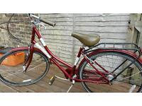 Real Classic ladies bike