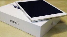 APPLE IPAD MINI - WHITE & SILVER - 16GB - WIFI ONLY