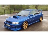 Wanted. Subaru Impreza type r shell 3door