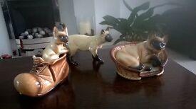 Siamese Cat ornaments