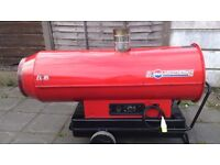 Arcotherm EC85 - Indirect Diesel Fired Heater 80kw