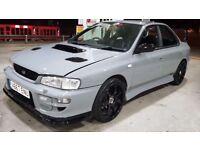 Subaru Impreza 2000 turbo