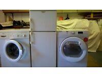 Fidge freezer/washing machine /tumble dryer