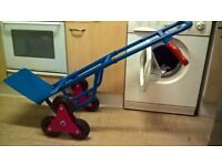 6 Wheeler Sack truck, can be used on stairs. Buyer collects in W.London.
