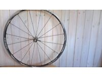 Shimano Dura-Ace road bike front wheel for parts