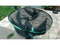 10 ft Trampoline enclosure