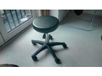 Massage/Hairdresser Stool on wheels [Very Cheap]