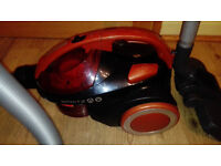 HOOVER BAGLESS CYLINDER VACUUM CLEANER