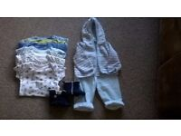 large bundle quality baby boy clothes