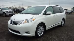 2012 Toyota Sienna 5dr V6 XLE Limited  7-Pass AWD