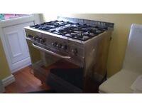 Baumatic all gas cooker