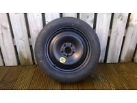 FORD FOCUS / FORD MONDEO SPACESAVER SPARE WHEEL
