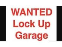 Garage wanted to rent in Halifax
