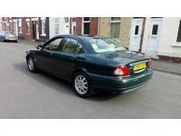 For sale Jaguar X type 2.0 DIESEL 2004 Low miles full MOT
