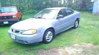 1999 Pontiac Grand Am Familiale