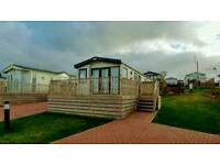 Static holiday home in Newquay Wales