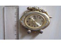 Vintage Watch Panterr. Made in Hong Kong Japan Movement. Used.