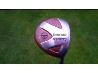 Taylor Made Ti Bubble 2, 10.5º Driver - RH R90 regular shaft In great condition