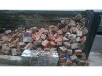Free Broken Bricks & Some Stone