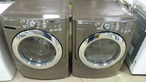 79- Laveuse Sécheuse Frontales MAYTAG SERIE 5000/9000 Frontload Washer and Dryer