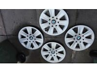 BMW Wheel Trims - 16 Inch