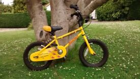 Child's 14 inch bike For Sale