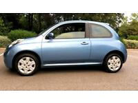 Automatic Nissan Micra 2008 moted and taxed very clean inside out. It has got parking sensors
