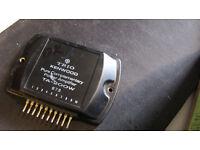power amplifier trio kenwood TA 200 W, KENWOOD KR 9600