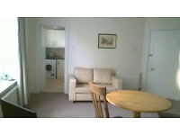Bright Spacious recently refurbished Studio Flat with separate kitchen and bathroom