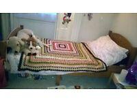 Child's Extender Bed