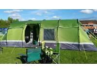 Kalahari elite 8 man tent and footprint