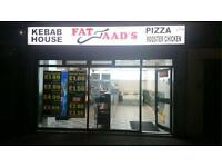 Shop for lease fish and chip shop pizza shop Birmingham