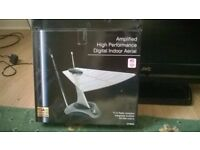 Philex SLX Gold Digitop Amplified High Performance Indoor Aerial for TV