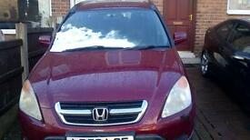 HONDA CRV 2003 FOR SALE