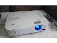 NEC Projector M271X . Warranty till 09/2018 . 2700 ANSI Lumen Brightness