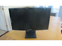 Samsung SyncMaster 2333HD Full HD Computer monitor/ Freeview TV