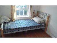 Single Bed incl. Mattress