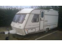 Abi Award Tristar 1995 5 berth caravan For QUICK SALE !!!