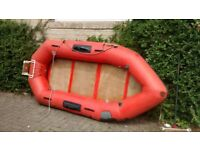 humber 10ft/3.1m inflatable boat