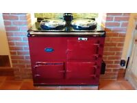 AGA 2 OVEN OIL FIRED (OWNED FROM NEW)