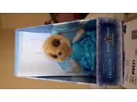 Ayana as Elsa - Frozen Meerkat toy Limited Edition