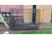 Dog cage for sale (large)