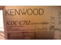 Kenwood CD Auto changer (10 Disc)