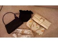 Selection of handbags ( £2 each)