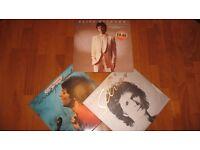 3x Cliff Richard Vinyl Albums/Records